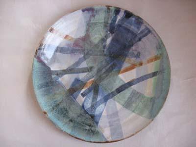Mistletoe Plate